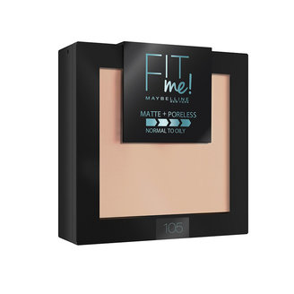 Пудра Maybellin Fit Me 105