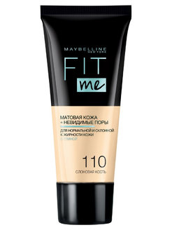 Тон.крем Maybelline FIT me 110